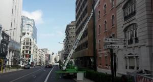 Mudanças Lisboa e todo o país com elevador exterior